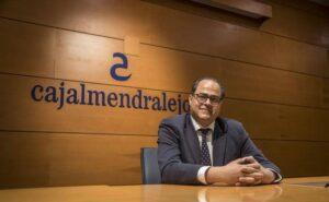 Pablo Llamas Mariñas | Director de Unidad de Negocio de Cajalmendralejo